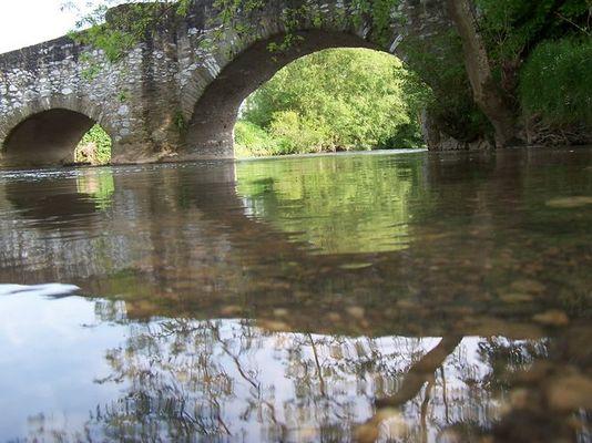 Brücke über die Elbbach