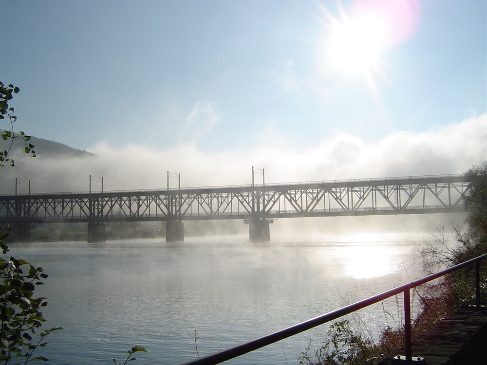 Brücke über die Mosel