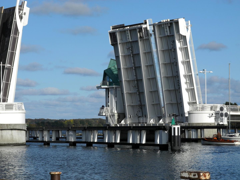 Brücke über die Schlei