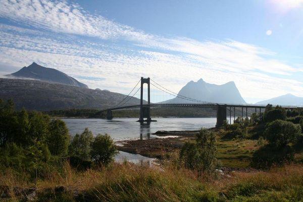 Brücke über Malstrom