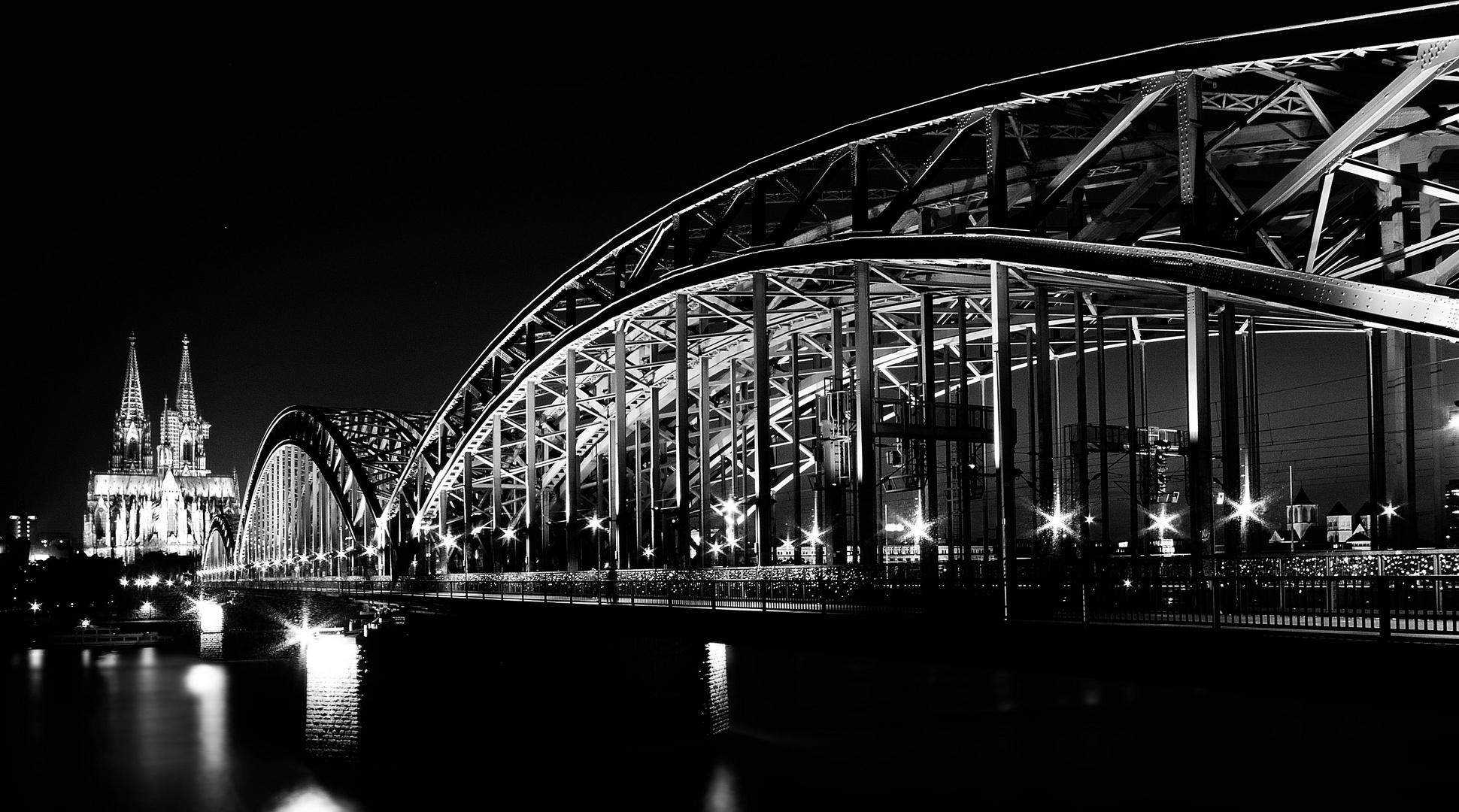 Brücke und Dom