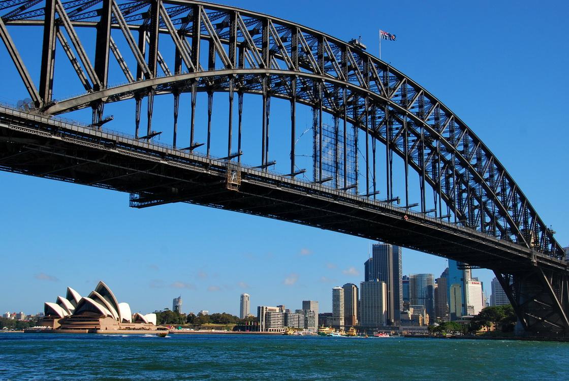 Brücke und Oper