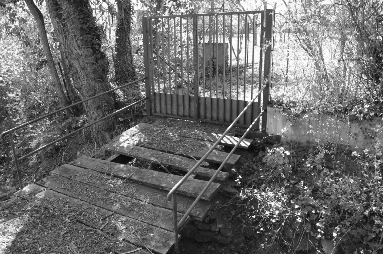 Brücke und Pforte