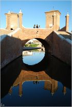 Brücke von Comacchio