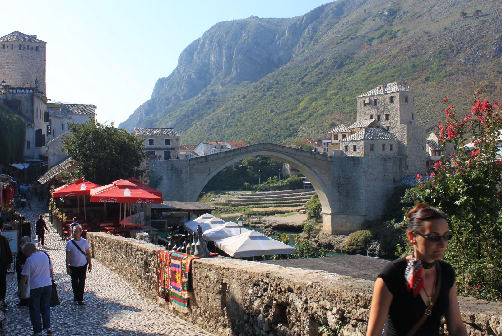 Brücke von Mostar 2