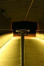 Brücke zum Anlegesteg bei König der Löwen