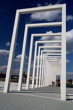 Brücke zum Garten des 21. Jahrhunderts (BuGa2009)