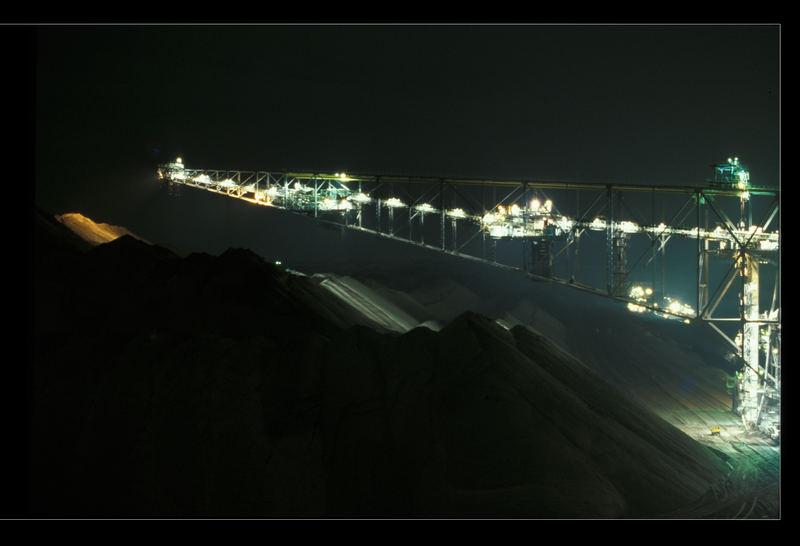 Brücke zur Dunkelheit