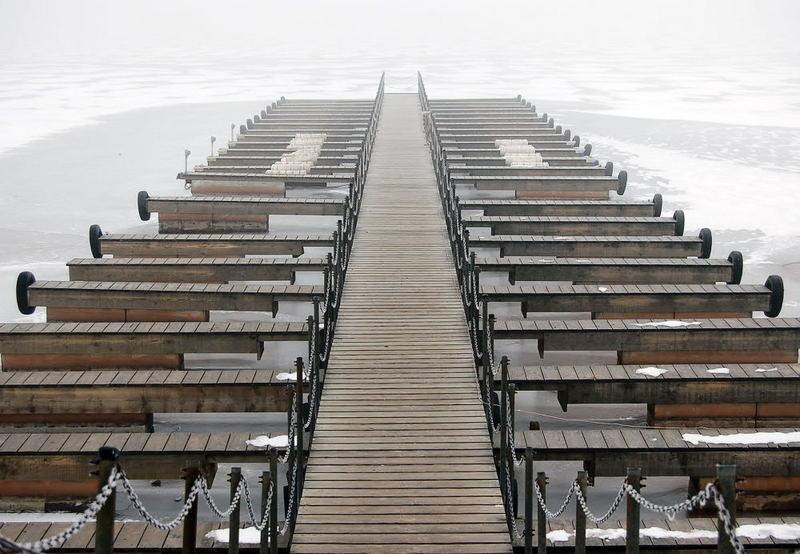 Brücke zur Eiszeit