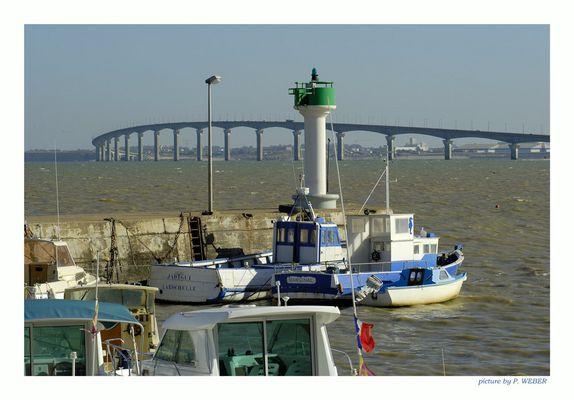 Brücke zur Ile de Ré