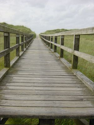 Brücke zur Nordsee