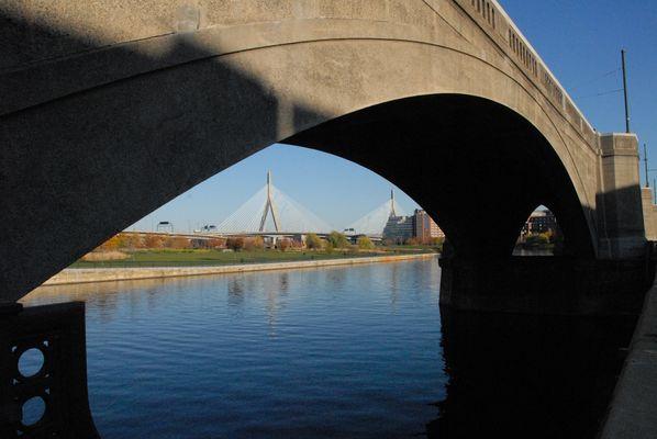 Brücken alt und neu