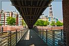 Brücken - Bauwerk in der Speicherstadt in Hamburg