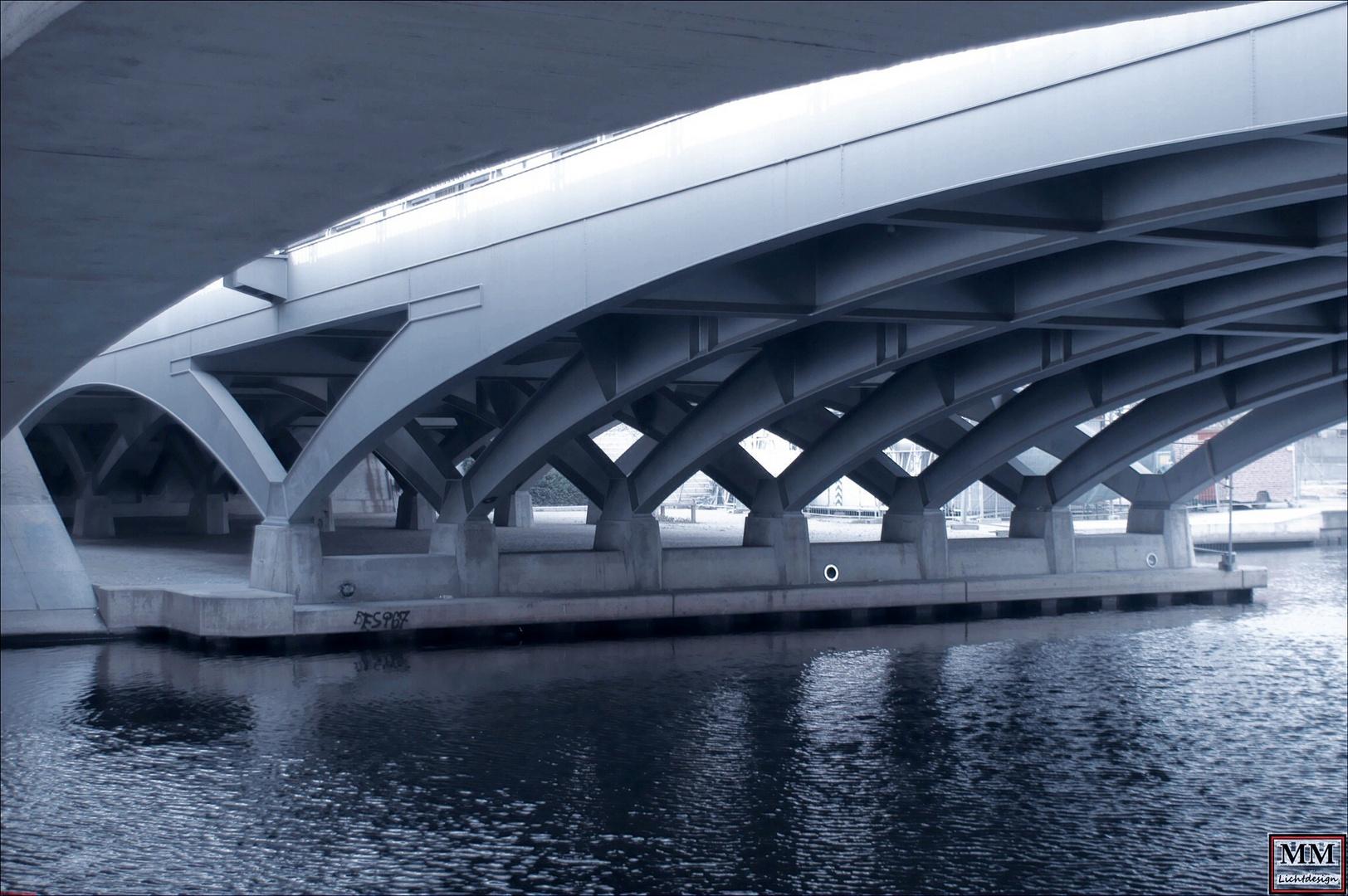 Brücken- Fuß