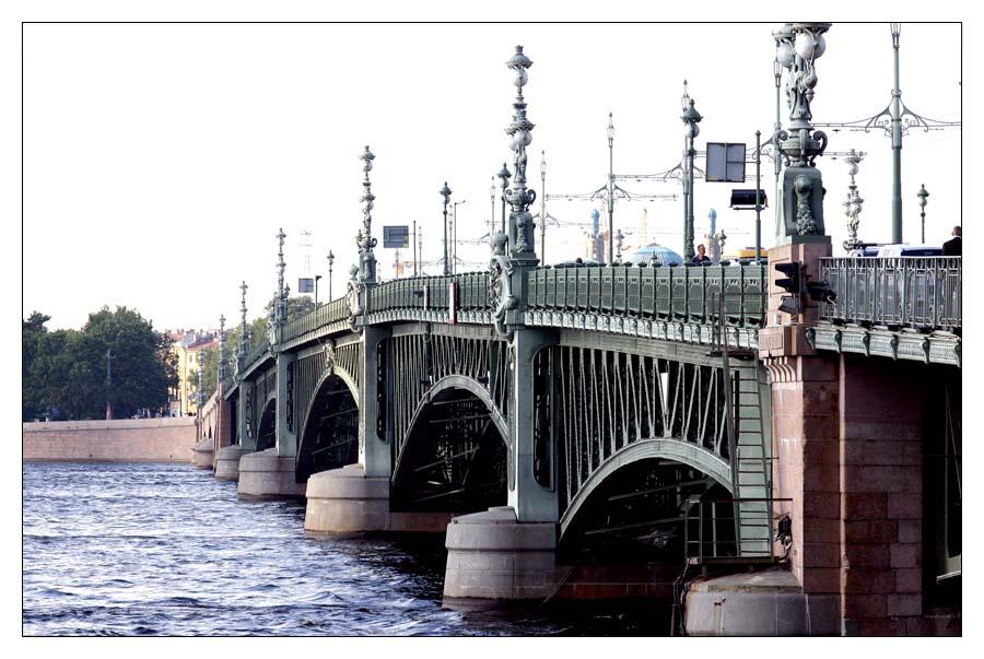 Brücken in Petersburg