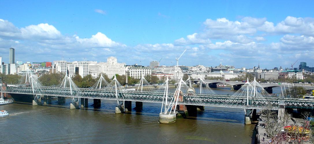 Brücken über die Themse in London