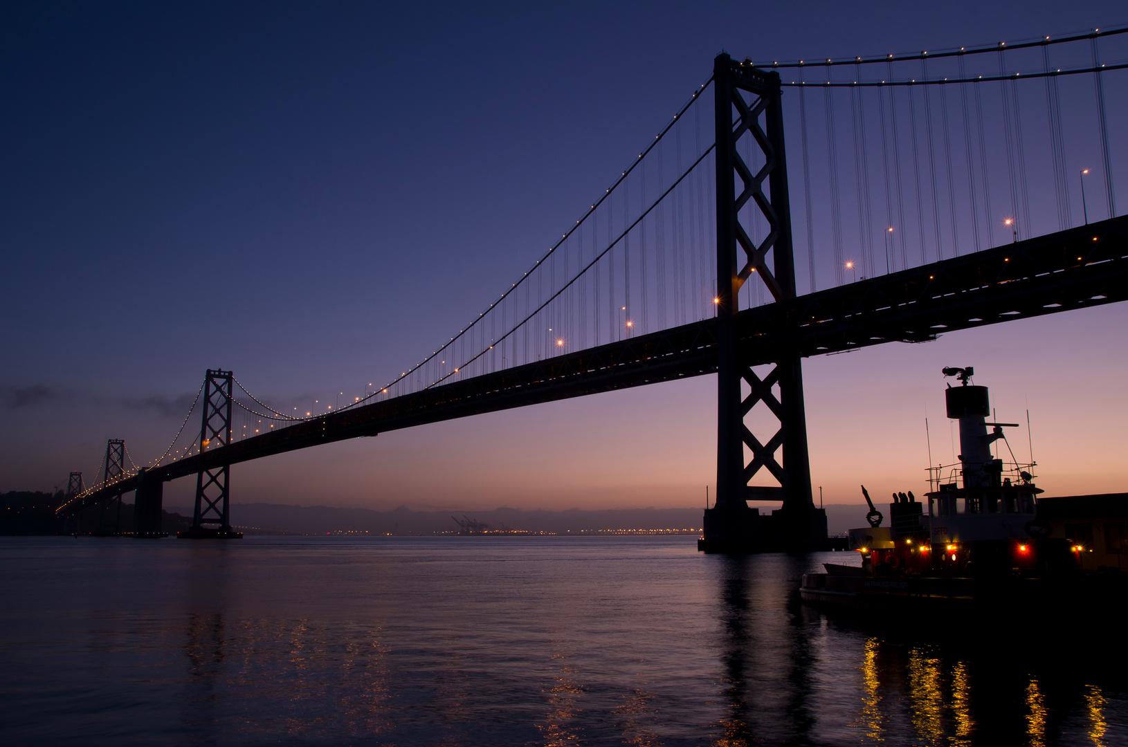 Brücken verbinden ...