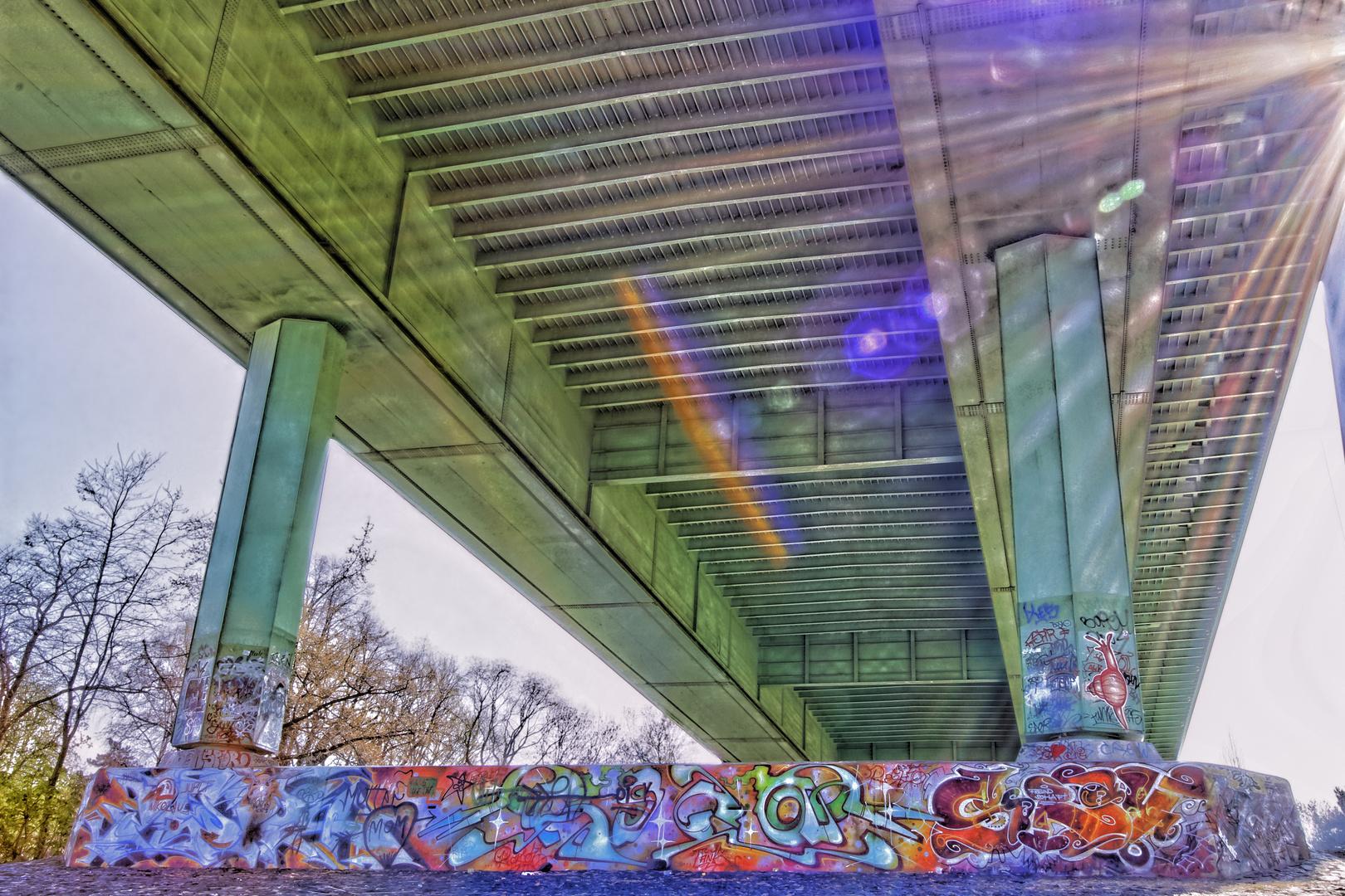 Brücken von Köln