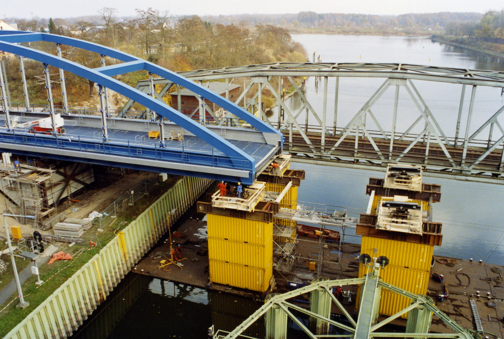 Brückenbau 20