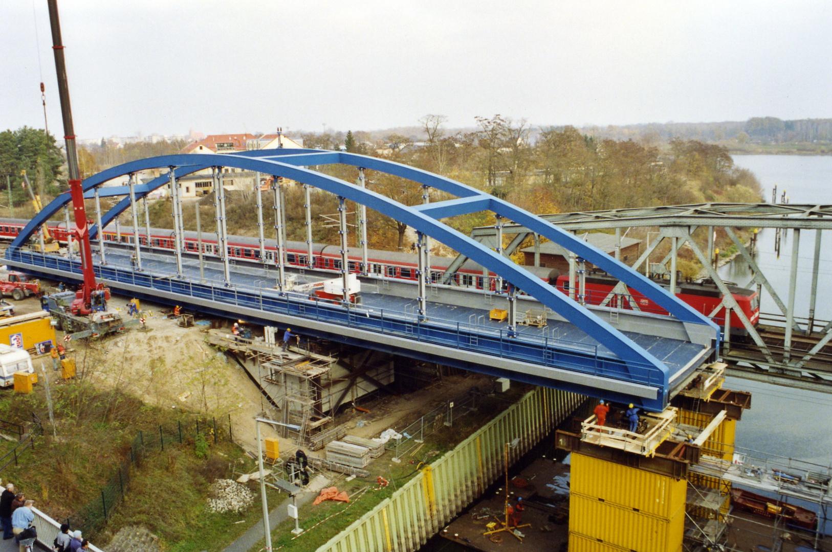 Brückenbau 21