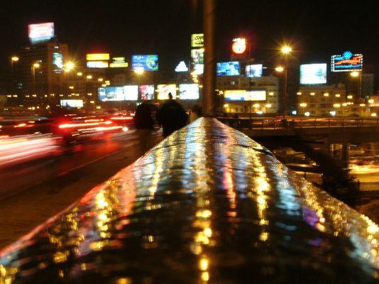 Brückengeländer, Kairo