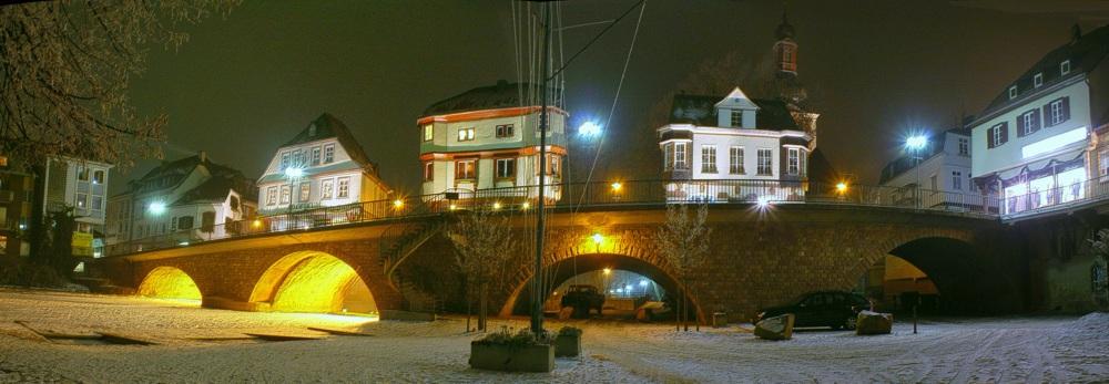 Brückenhäuser von Kreuznach