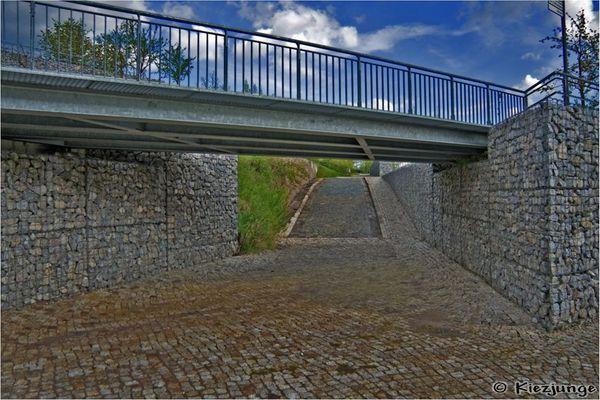 Brückenschläge auf dem Petersberg