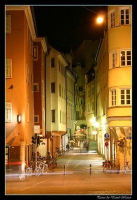 Brückenstraße zu Regensburg