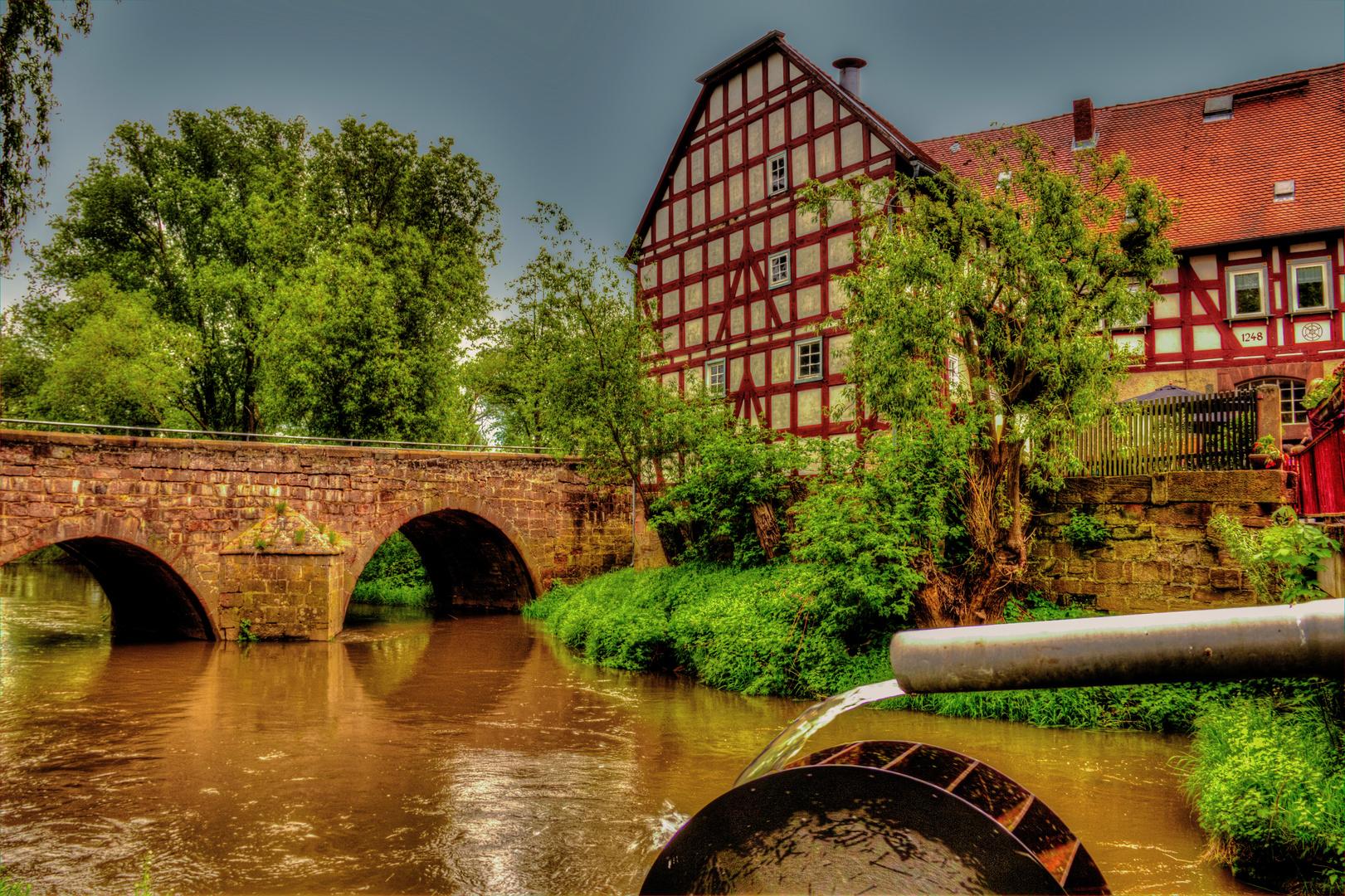 Brücker Mühle