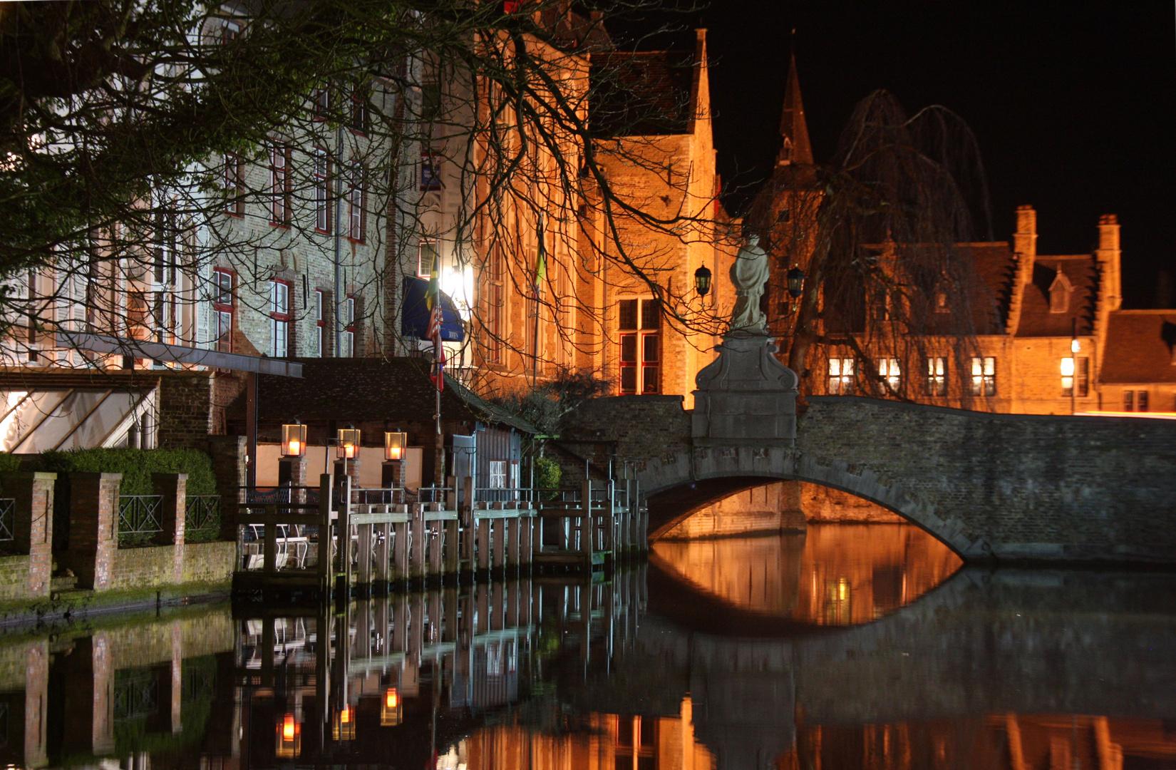 Brügge by Night