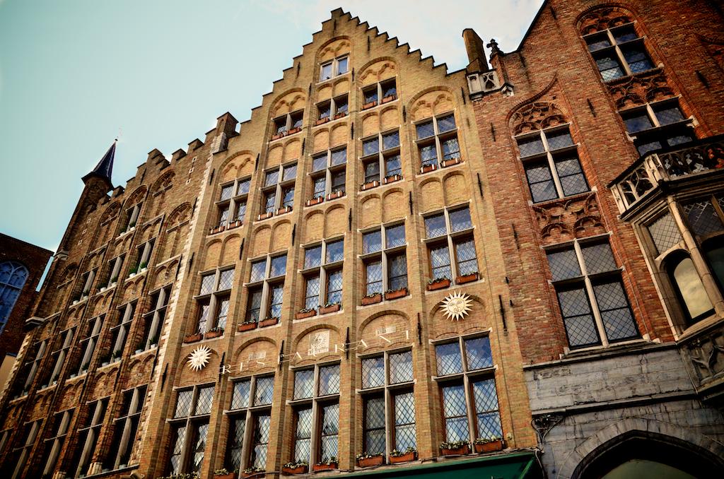 Brügge in Flandern Belgien