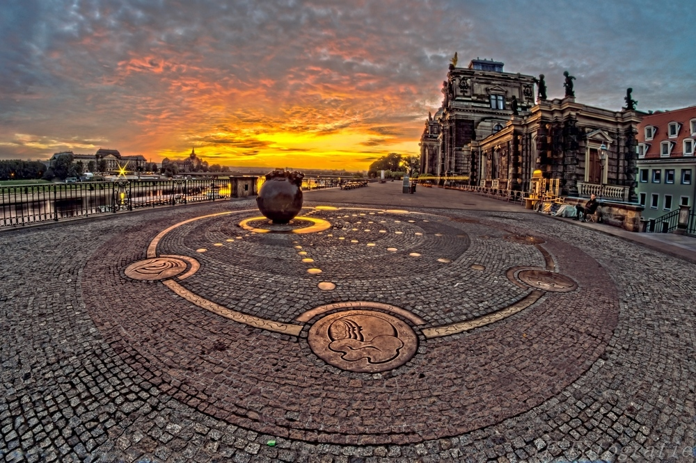 Brühlsche Terasse-Dresden