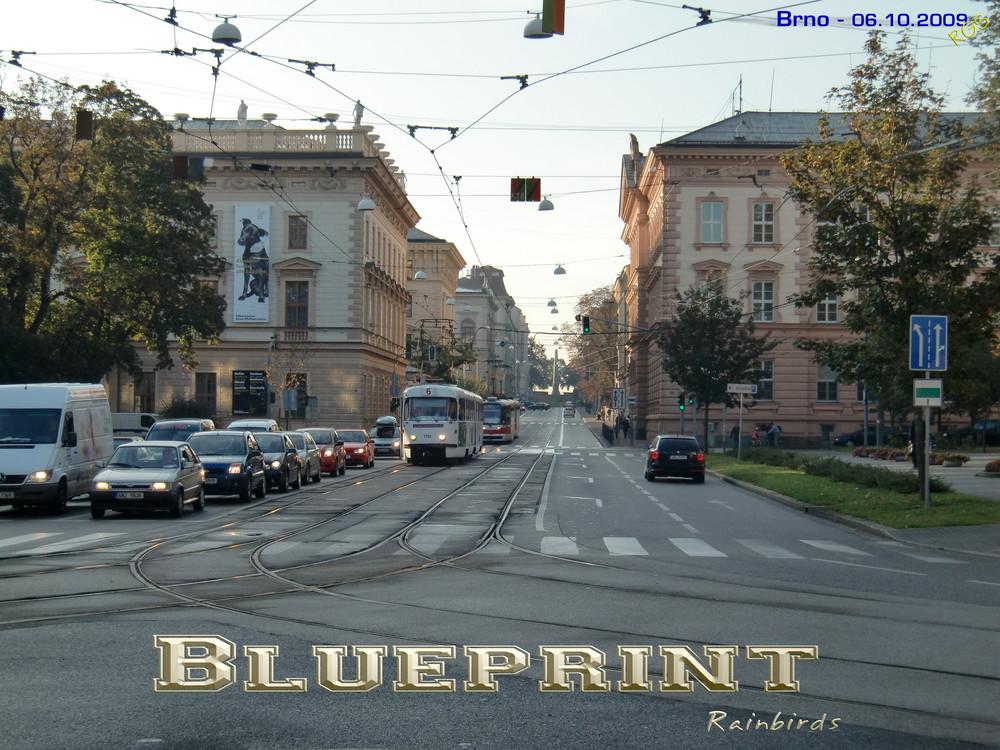 Brünn - Blueprint