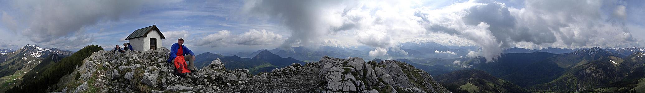 Brünnstein (1.619m)