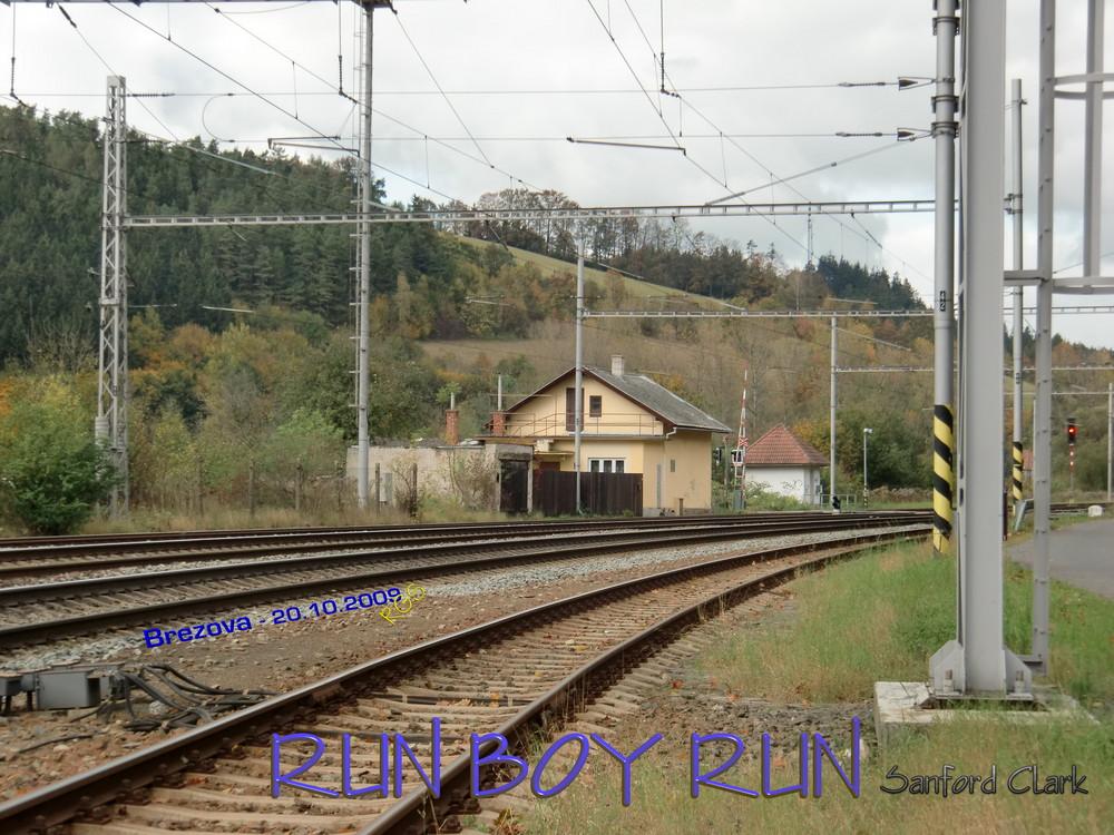 Brüsau - Run boy run