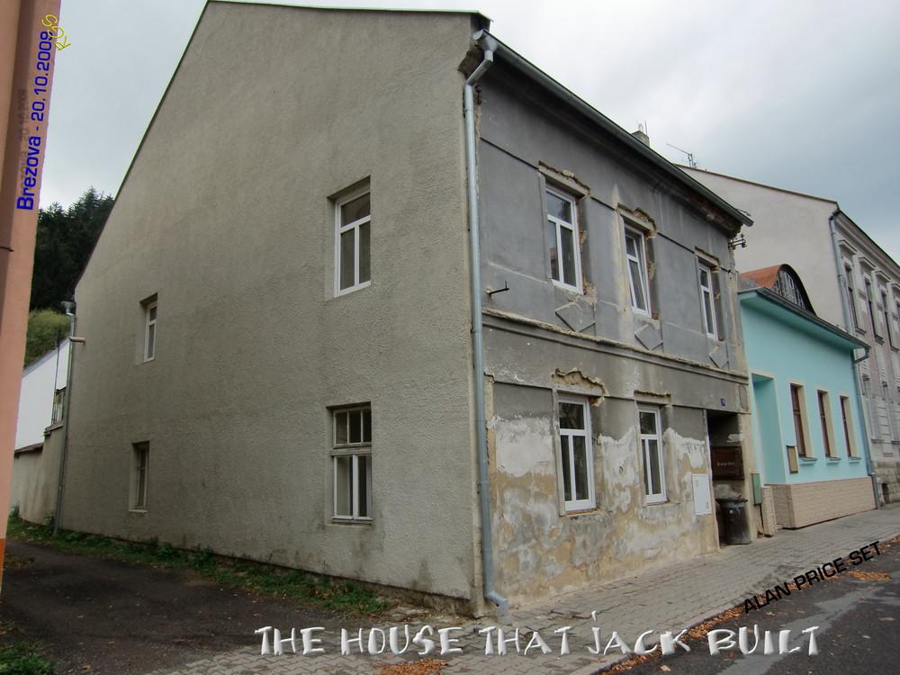 Brüsau - The house that Jack built