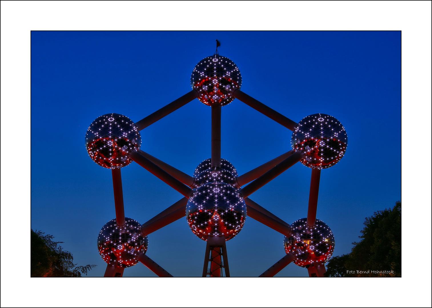 Brüssel Atomium ....
