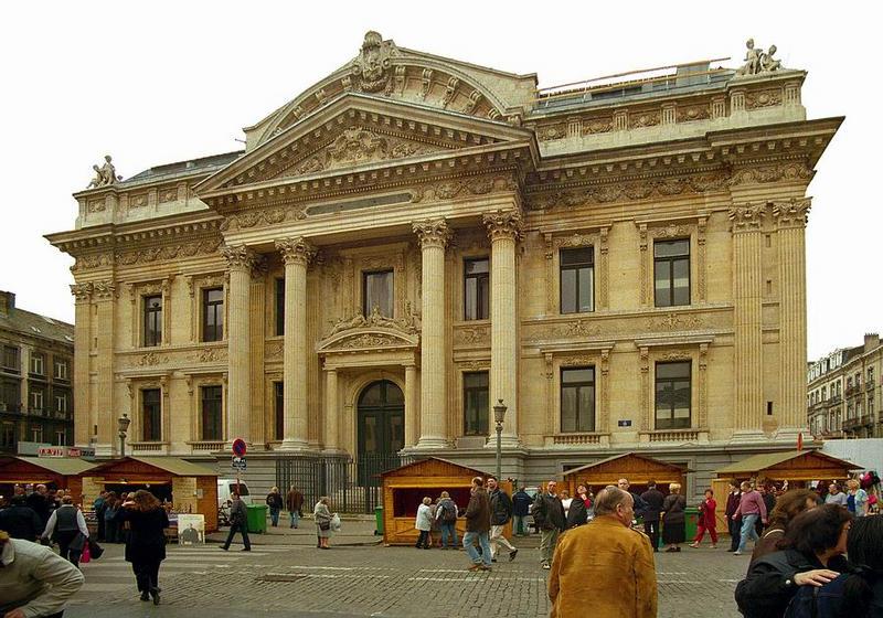 Brüssel - Opernhaus