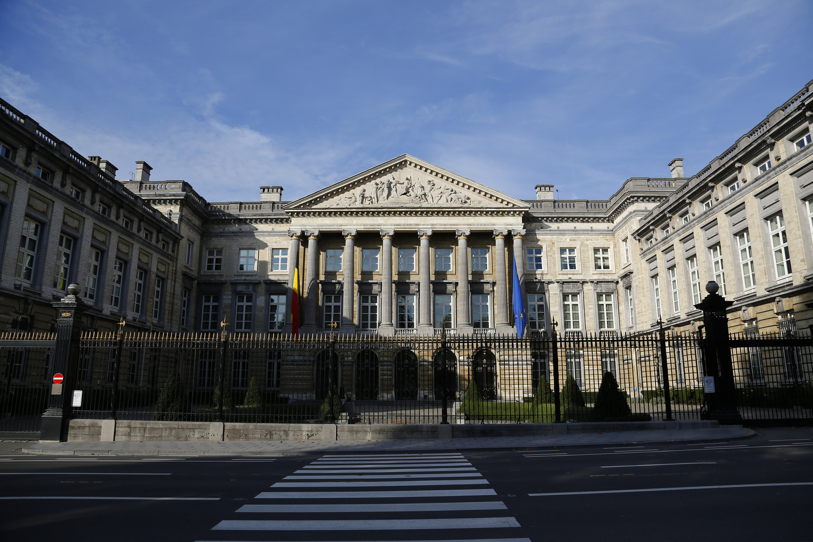 Brüssel - Palast der Nation