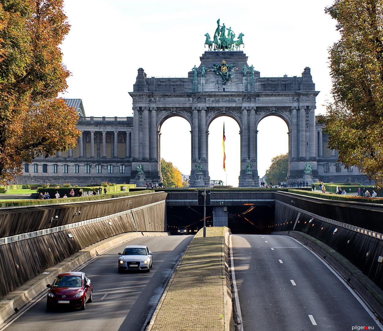 Brüssel - unterminiert