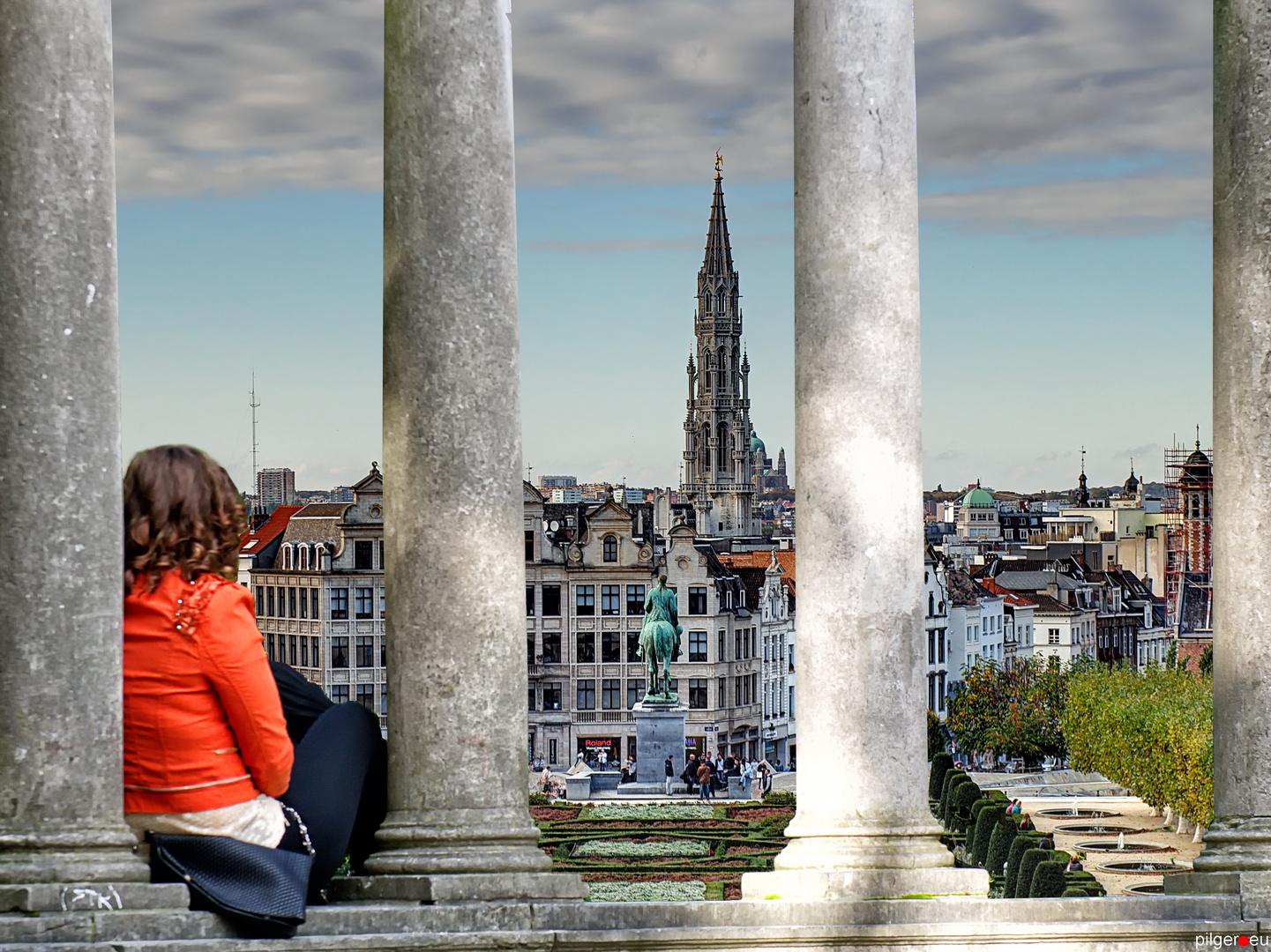 Brüsseler Aussicht