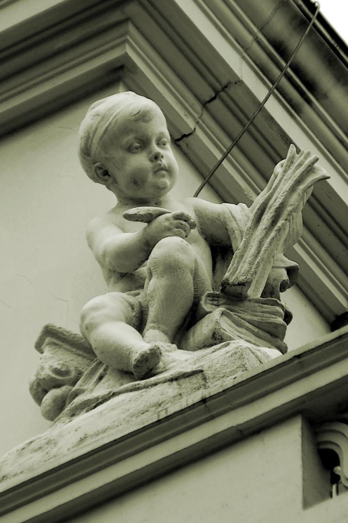 Brüsseler Statuen