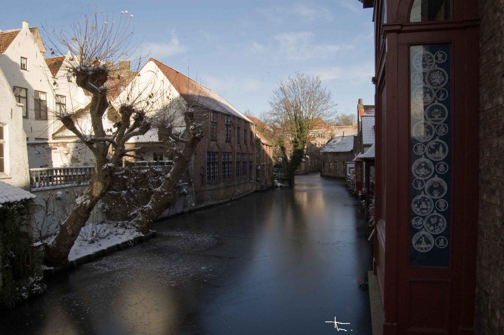 Bruges en hiver 2