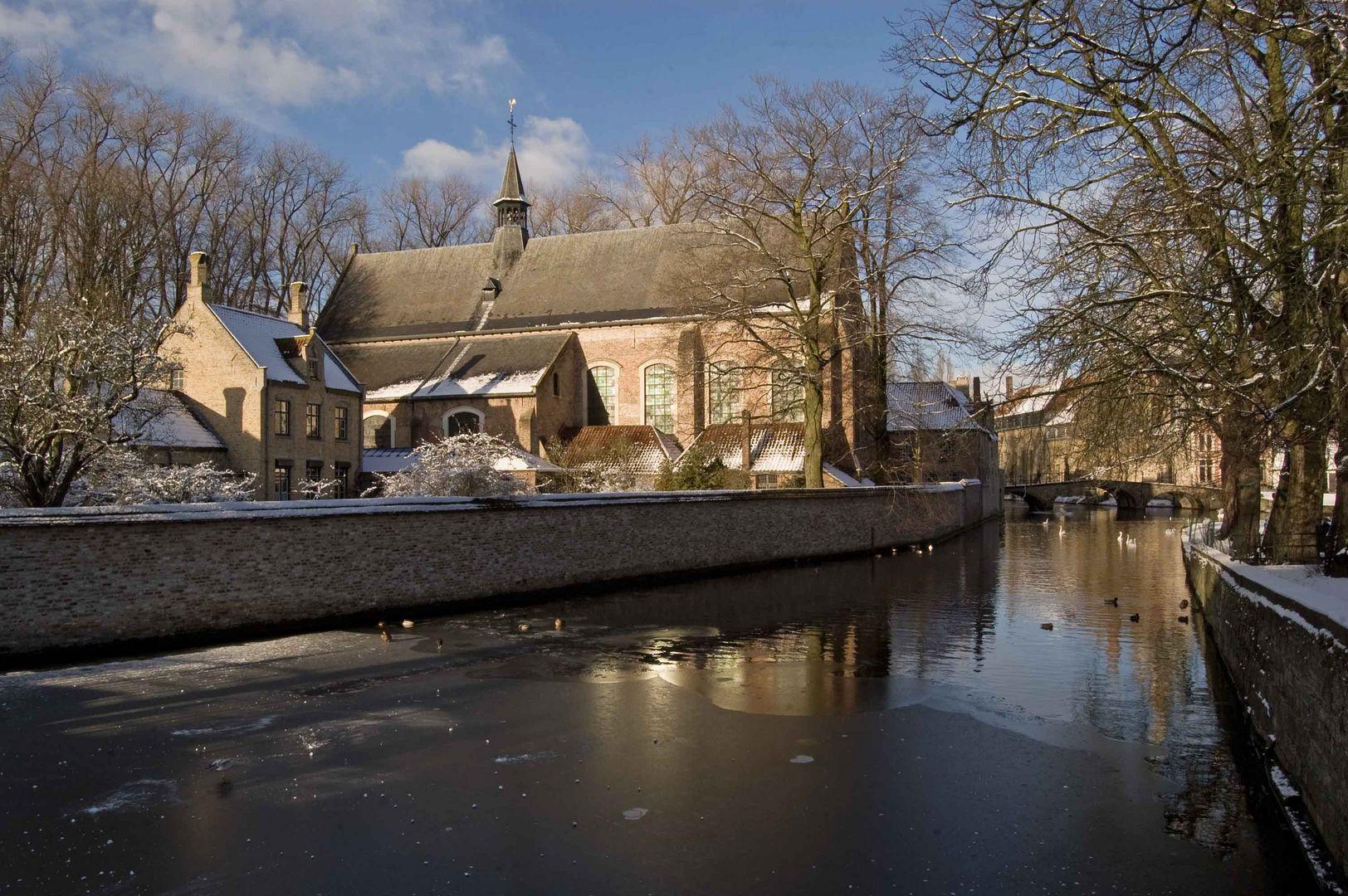 Bruges en hiver 4