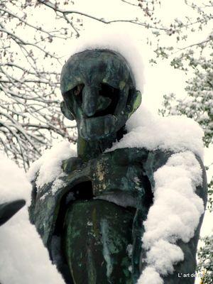 Bruges Premiere neige