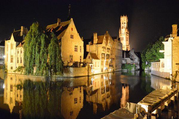 Brugge e i suoi riflessi ...