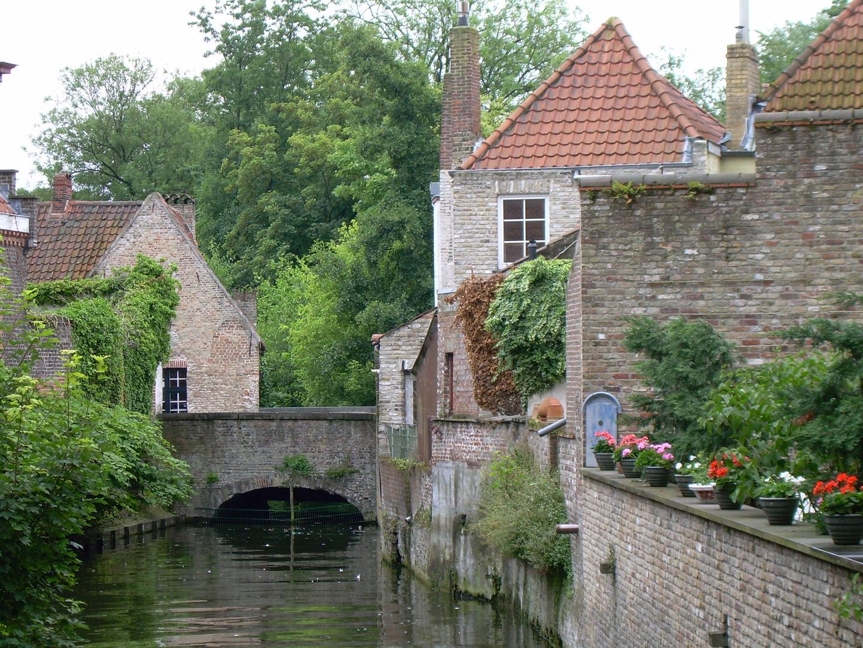 Brugge juillet 2009