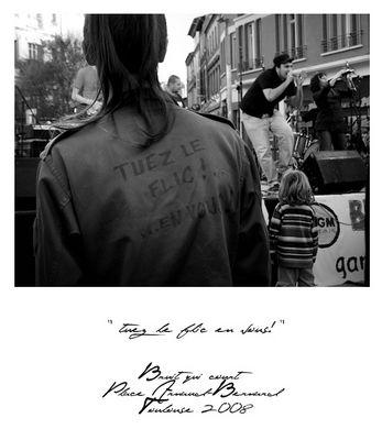Bruit qui Court - Arnaud Bernard
