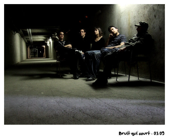 Bruit qui court-photo presse