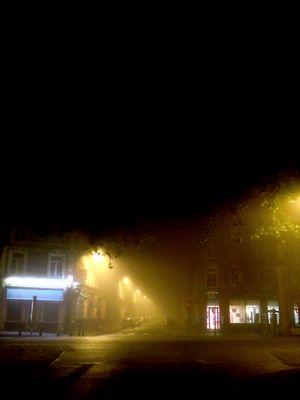 Brume de nuit